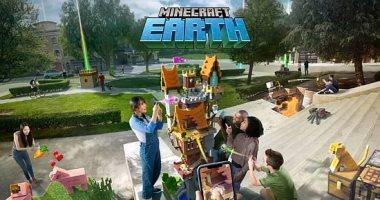 مايكروسوفت تشف عن إصدار لعبة Minecraft Earth للموبايل خلال WWDC 2019 -