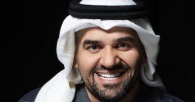 """حسين الجسمى يحتفل بنفاذ تذاكر حفله بالسعودية .."""" شكراً على الرقم القياسى"""""""