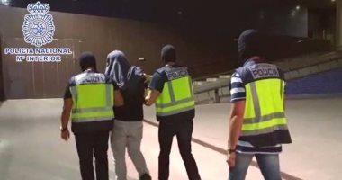اعتقال داعشى مغربى فى برشلونة لاتهامه بتمويل الأنشطة الإرهابية