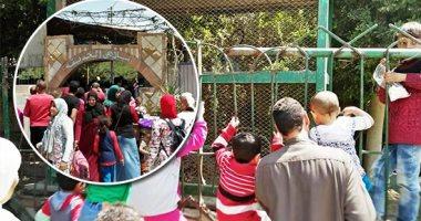 تعزيزات أمنية بمحيط المقاصد السياحية والترفيهية خلال عيد الفطر