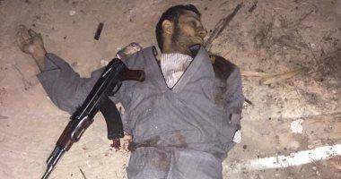 صور.. تفاصيل مقتل المتورطين فى استشهاد ضابط بمديرية أمن الشرقية