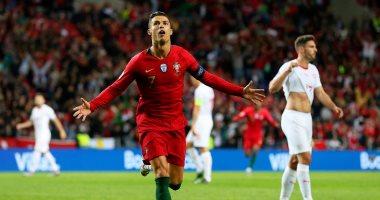صربيا ضد البرتغال.. شاهد هدف كريستيانو رونالدو الثالث