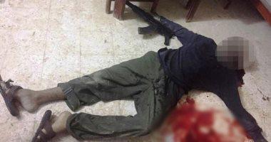 مقتل 8 إرهابيين متورطين فى هجوم كمين العريش خلال مواجهة مع الشرطة