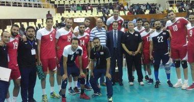الطائرة يعلن قائمة المنتخب الأول المشاركة فى بطولة أفريقيا بتونس