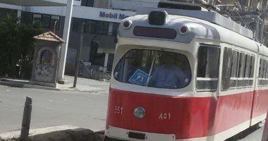 إعادة تشغيل عربات ترام المدينة بعد تأهيلها داخل ورش الهيئة بالأسكندرية