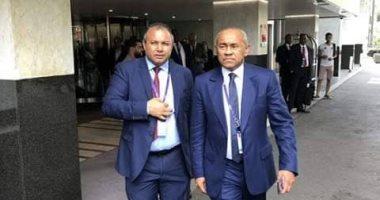 سوبر كورة يكشف موقف أحمد أحمد من الحبس فى قضية فساد