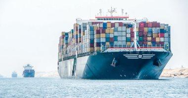 مميش: عبور 55 سفينة قناة السويس اليوم بحمولة 4.2 مليون طن -