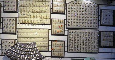 استقرار أسعار الذهب اليوم الأحد 12-1-2020 فى مصر -