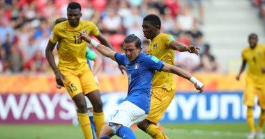 منتخب إيطاليا يعبر مالي ويتأهل لنصف نهائي كأس العالم للشباب.. فيديو