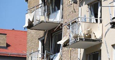 صور.. إصابة 19 شخصا فى انفجار جنوب السويد وتهشم نوافذ عددا من المبانى