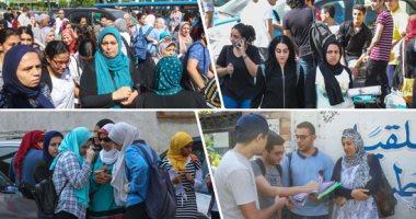 عمليات الثانوية العامة: 10 حالات غش بامتحان اللغة الأجنبية الأولى اليوم