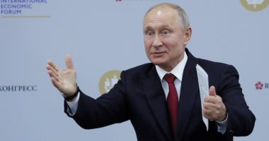 بوتين: أى عمل عسكرى أمريكى ضد إيران سيكون كارثة على الشرق الأوسط