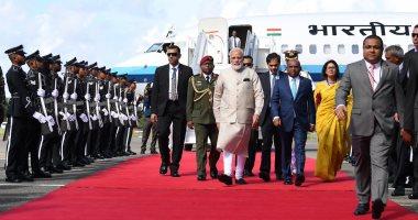 رئيس وزراء الهند يصل المالديف فى أول زيارة رسمية عقب فوزه فى الانتخابات
