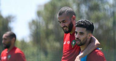 الزمالك يطمئن من المنتخب المغربى على بوطيب بعد إصابة الركبة