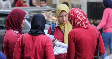 بدء امتحان مادة التربية الدينية لطلاب الثانوية العامة 2019