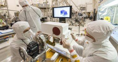 صور.. كيف سيرى متجول استكشاف المريخ 2020 سطح الكوكب؟ - اليوم السابع