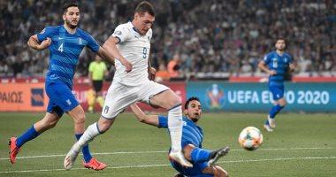 """إيطاليا ضد البوسنة.. الأزورى يتأخر بهدف فى الشوط الأول """"فيديو"""""""