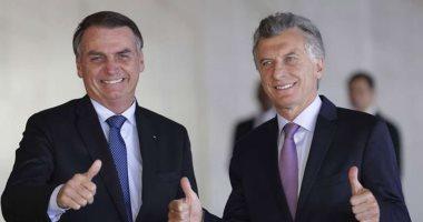 """رئيس البرازيل يهاجم ميسى ويصف انتقاداته بأنها """"عرض"""" لإثارة ضجة إعلامية"""