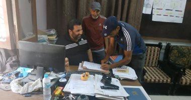 الفائز بمسابقة مفتاح مشروعك بشمال سيناء يوقع عقد تنفيذ مشروعه