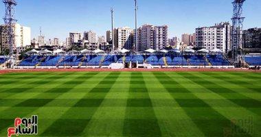 """عروس البحر المتوسط جاهزة لاستقبال """"الكان"""".. الملعب يتزين لاستضافة 7مباريات"""