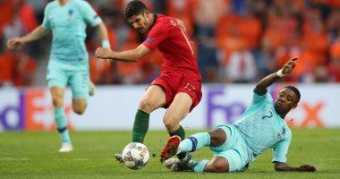 البرتغال ضد هولندا.. جويديس يهز شباك الطواحين بالهدف الأول فى الدقيقة 60