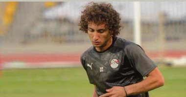 عمرو وردة لاعب منتخب مصر