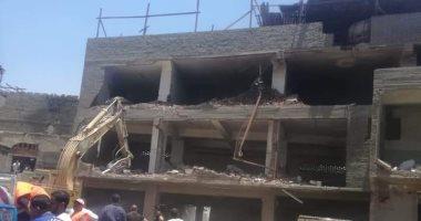 إزالة مدابغ سور مجرى العيون لاستكمال خطة التطوير بمحافظة القاهرة