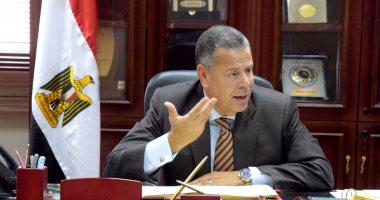 """محافظ بنى سويف: """"مشروعك"""" يمول 129 مشروعا متنوعا توفر 163 فرصة عمل"""