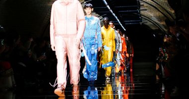 عرض ازياء Craig Green للرجال فى أسبوع الموضة بلندن