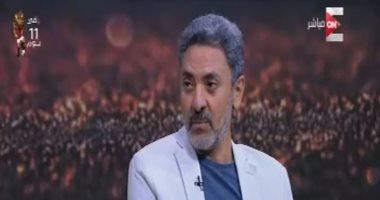 """فتحى عبد الوهاب لـ""""كل يوم"""": ياسر جلال هو من رشحنى لمسلسل لمس أكتاف"""