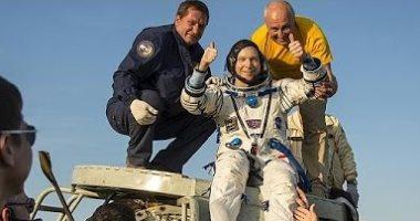 فى مثل هذا اليوم.. عودة طاقم محطة الفضاء الدولية إلى الأرض