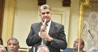 برلمانى يطالب بتحديد الأولويات فى تنفيذ مشروعات الصرف الصحى
