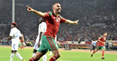 تقارير: بوطيب مهاجم الزمالك خارج تشكيل المغرب ضد زامبيا