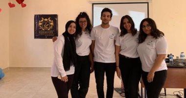 كلمتك.. حملة طلاب إعلام إحدى الجامعات الخاصة لمحاربة التمييز الطبقى