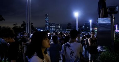 مظاهرات فى هونج كونج لمنع تمرير قانون تسليم الهاربين
