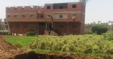 رئيس مدينة أبو حماد: نتلقى طلبات التصالح عن مخالفات البناء