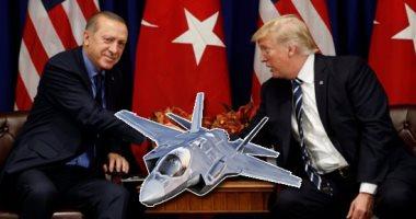وسط تزايد التوتر بين واشنطن وأنقرة.. البنتاجون يوقف تدريب طيارين أتراك على F-35 .. ويمهل تركيا حتى نهاية ليوليو للتخلى عن إس-400.. وتوقعات بفرض عقوبات تزيد من الأزمة الاقتصادية لنظام أردوغان