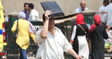 درجات الحرارة المتوقعة اليوم الإثنين 8/7/2019 بمحافظات مصر  -