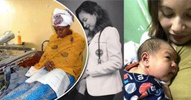 آلام المخاض ليست عائقا.. نساء يرفعن شعار التعليم أولا.. إثيوبية تؤدى الامتحان بعد 30 دقيقة من ولادة طفلها.. بريطانية تمتحن بعد 28 ساعة من الولادة.. وفلبينية تتحمل 3 ساعات من آلام الولادة فى الامتحان لتصبح طبيبة