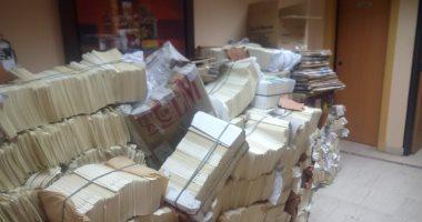 ضبط 2 وربع مليون كتاب مزور.. ما الذى يتم فى الكتب المضبوطة؟