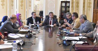 """صور.. """"صحة البرلمان"""" توافق مبدئيا على مشروع قانون التنظيم المؤسسى لجهات الدواء"""