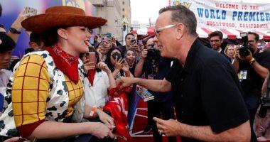 """انطلاق العرض الأول لـ """"Toy Story 4"""" بحضور توم هانكس ونجوم الفيلم"""
