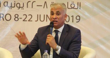 أستاذ بالجامعة الأمريكية ينقل تجربة مصر فى مجال الطاقة لشباب منحة ناصر للقيادة الأفريقية