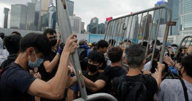 الصين تدين السلوك العنيف للمتظاهرين فى هونج كونج