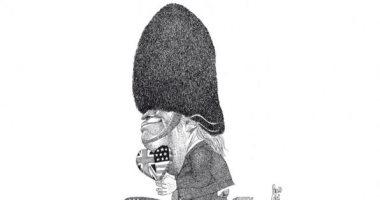 كاريكاتير.. صحيفة بيروفية تسخر من ترامب وموقفه من خروج بريطانيا من أوروبا