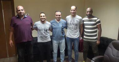 الداخلية يتعاقد مع أحمد سعد لتدعيم مركز حراسة المرمى