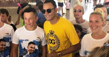 """""""نافاس"""" حارس مرمى ريال مدريد يغادر الغردقة بعد قضاء إجازة بها لمدة 5 أيام"""