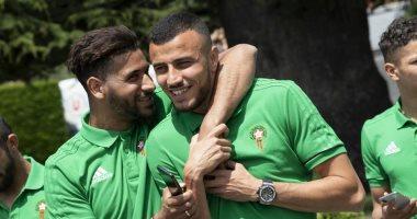 مدافع المغرب: الخسارة أمام جامبيا لن تؤثر علينا فى أمم أفريقيا
