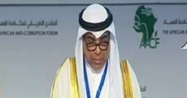 رئيس هيئة مكافحة الفساد بالكويت: مصر تحقق تنمية اقتصادية بشهادة الجميع