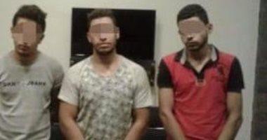 القبض على 3 عاطلين متهمين بقتل شاب بمنطقة النهضة فى السلام